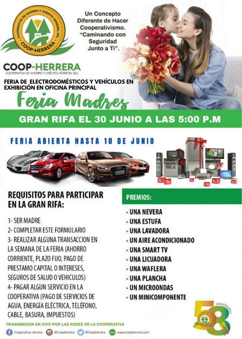 Feria madres abierta hasta 10 de junio (2)